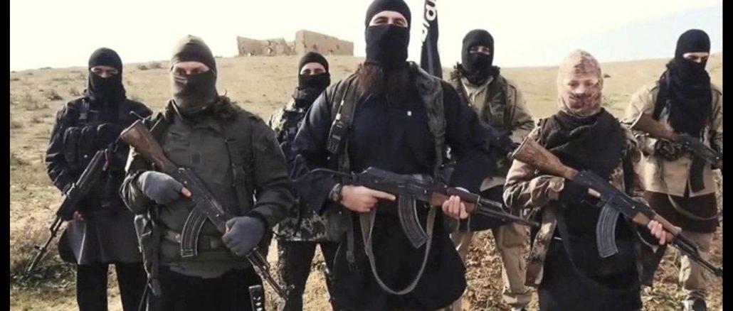 image-350,000 Army of Terrorists fighting SAA