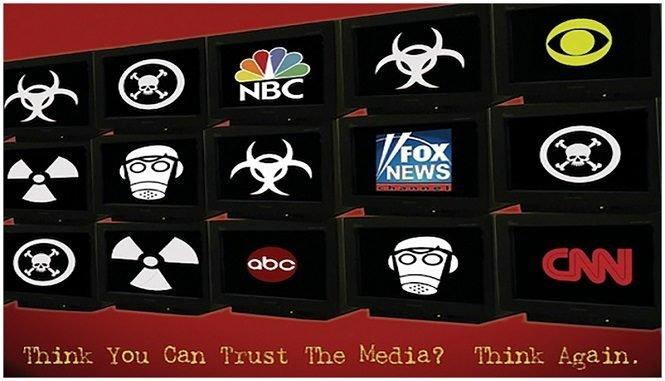 CNN and Other Pentagon War Propaganda Machines