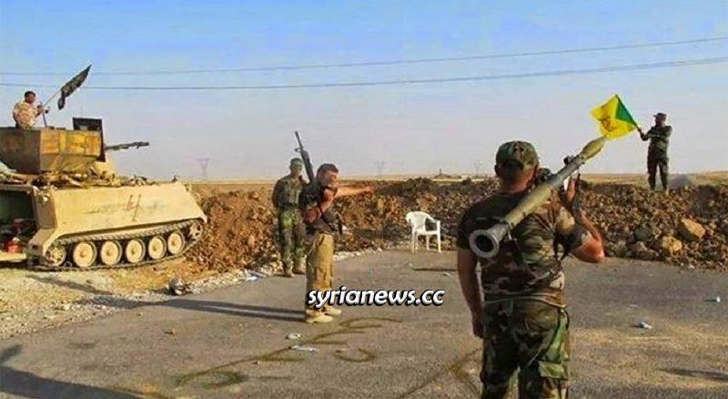 US Bombs Hezb Allah Brigades in Iraq and Syria to retaliate a US false flag