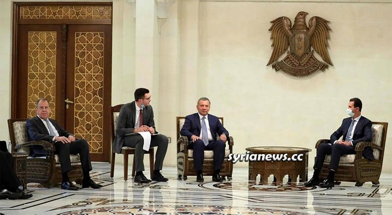 Russia High-level Delegation in Damascus to Support Syria