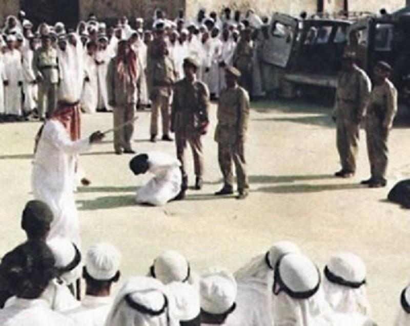 Public Beheading in Saudi Arabia